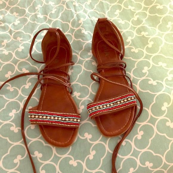 b3db8fe09a Mia Shoes | Cute Women Sandals | Poshmark